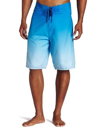 Burnside Men's Pact Burnside Boardshort, Blue, 32