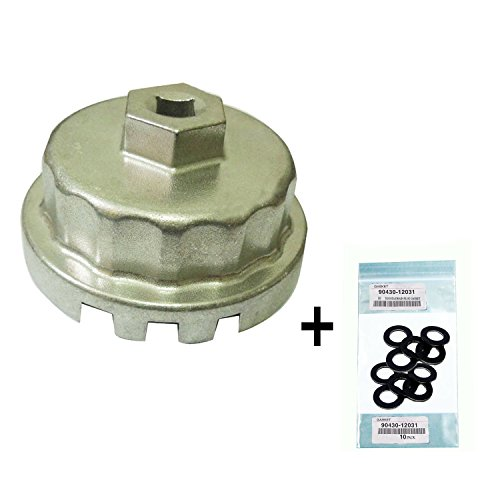 toyota oil filter wrench plus free drain plug gaskets Replacing Oil Filter Gasket Replacing Oil Filter Gasket