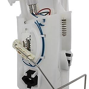 VioGi 1pc E8416M Electric Intank Fuel Pump Module Assembly w/ Strainers+Floater Arm Fit BMW E46 L6 00 323Ci 2.5L 328Ci 2.8L 99-00 323i 2.5L 328i 2.8L 01-06 325Ci 2.5L 330Ci 3.0L 01-05 325i/325Xi 2.5L 330i/330Xi 3.0L