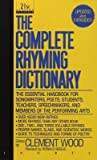 img - for The Complete Rhyming Dictionary[COMP RHYMING DICT][Mass Market Paperback] book / textbook / text book
