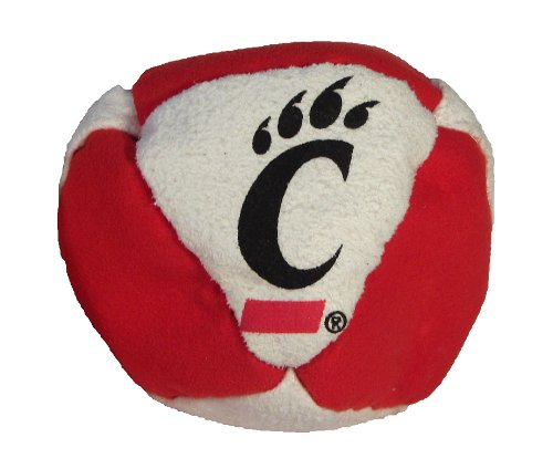 Hacky Sack - College Logo 8 Panelled Cincinnati Design - 1