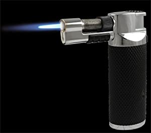 Switch Flame Butane Torch Pipe Lighter #109
