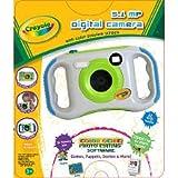 Crayola 5.1 MP Digital Camera, Green (28070)