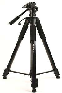 Polaroid PLTRI57 Trépied pour appareils photos et caméscopes avec sac de transport 145 cm (Import Royaume Uni)