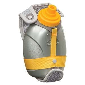 Nathan Quick Shot Handheld Hydration Pack, Grey