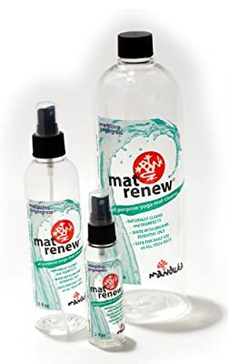 Manduka Mat Re Yoga Mat Spray from Manduka