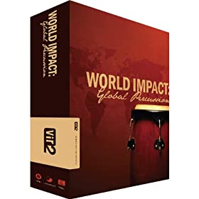 WORLD IMPACT GLOBAL PERCUSSION