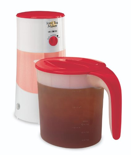 Sale!! Mr. Coffee TM70RS Fresh Iced Tea Maker
