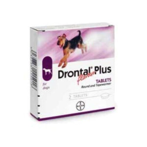 Drontal Plus Flavoured Dog Worming Tablet