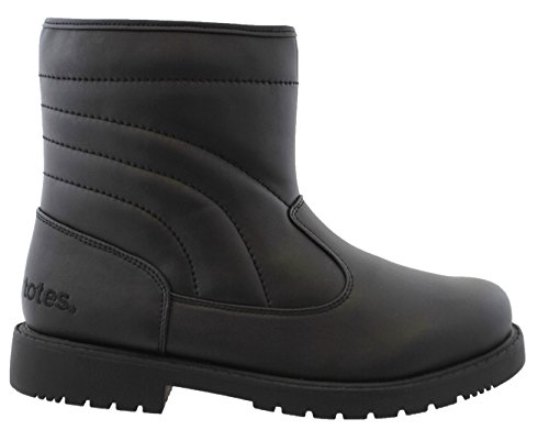 Totes Mens Suburb Short Winter Boot (Available in Medium