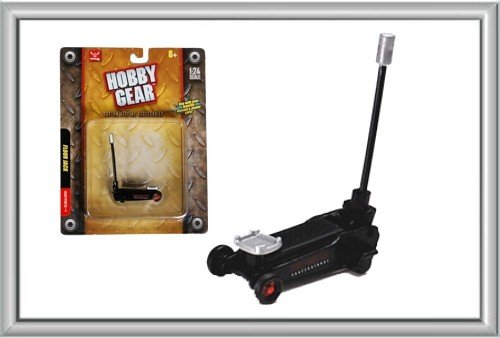 Hobby Gear - 1:24 Scale Garage Floor Jack Model