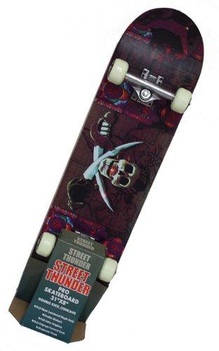 STREET THUNDER(ストリート サンダー) 31インチスケートボード パイレーツ