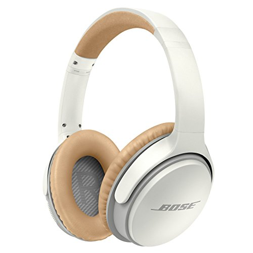 Bose SoundLink kuzunguka-sikio headphones wireless II- White