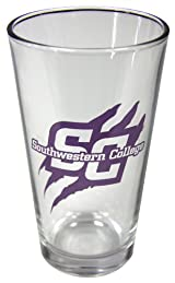 SC Cat Scratch Southwestern College Drinking Glass