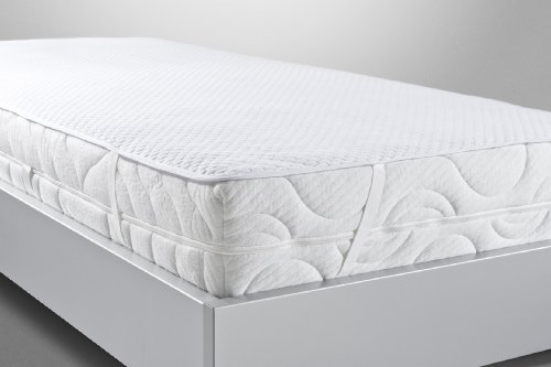 BNP 3705 Bed Care Matratzenauflage carolin mit Elastan 90 x 200 cm thumbnail