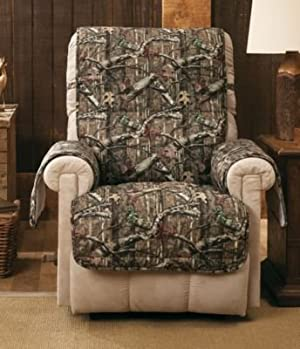Mossy Oak 9053RECL Break-Up Infinity Recliner/Wing Chair Protector