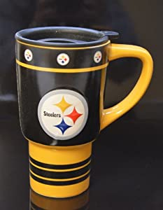 NFL TRAVEL MUGS 15oz Sculpted Ceramic Coffee Mugs  Choose your team  by NFL Shop