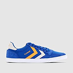 La Redoute Mens Basse Ten Star Duo Lo Trainers Blue Size 42