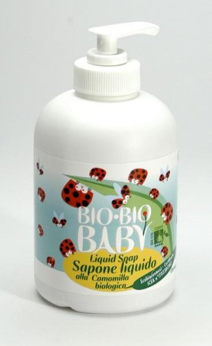 Bio Bio Baby Liquid Soap- Made in Italy