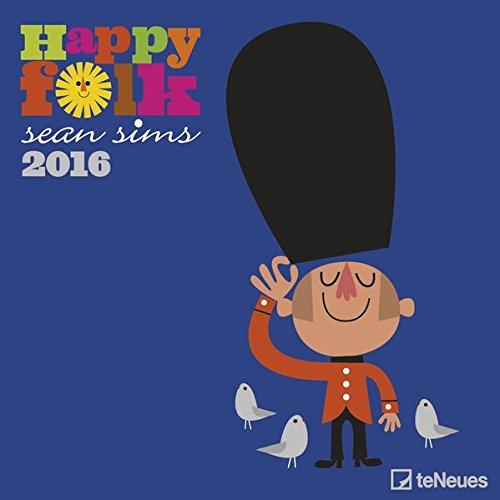 happy-folk-2016-by-sean-sims-broschurenakalender-kinderkalender-teneues-30-x-30-cm