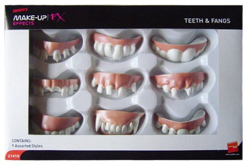 Fake Teeth & Fangs Set