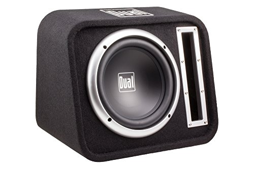 Dual SBX100 10-Inch Woofer In a Vented Enclosure (Dual 10 Inch Vented Box compare prices)