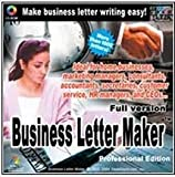 Business Letter Maker: Professional Edition