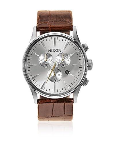 Nixon Reloj con movimiento mecánico japonés Man Sentry 42 mm