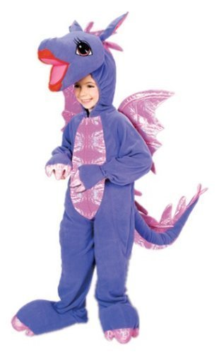 Toddler dragon costume will make your child feel like a real dragon