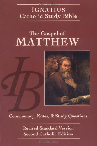 The Gospel of Matthew: Commentary, Notes and Study...