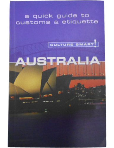 Australian culture and customs etiquette for mistresses