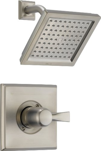 Review Delta T14251-SS Dryden Monitor 14 Series Shower Trim, Stainless