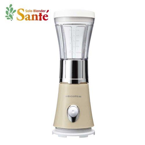recolte SOLO Blender Sante レコルトソロブレンダー サンテ アーモンドベージュ RSB-2(BE)