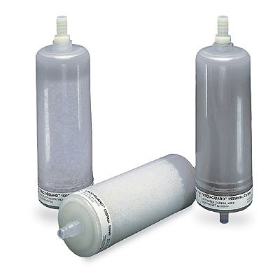 Whatman In-Line Vacuum Protection Filter Capsule, Molecular Sieve/Ptfe