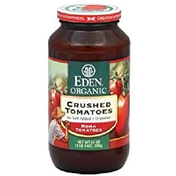 Eden Foods Crushed Tomato (12x25OZ )