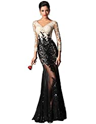 Amazon.com: vestidos de fiesta de noche elegantes - Clothing / Women