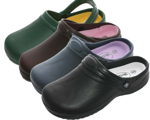 Coolers Wetlands Women's Yard Garden Beach Mule EVA Clog Shoe Sandal