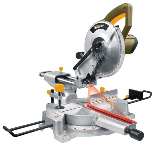 Rockwell RK7138 Shop Series 15 Amp 10-Inch Sliding Miter Saw