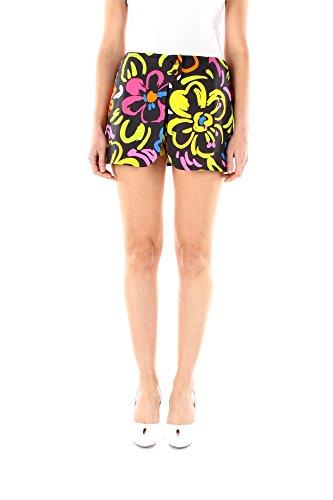 DA031104561555-Moschino-Shorts-Femme-Coton-Noir