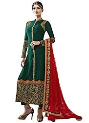 Salwar Suit By Kmozi (green)