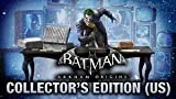 Batman Arkham Origins Collectors Edition NTSC PS3