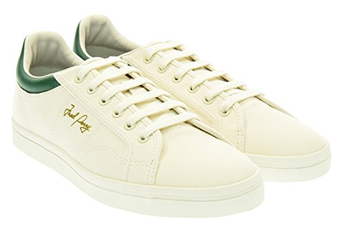 Zapatillas-Fred-Perry-Sidespin-Blanco