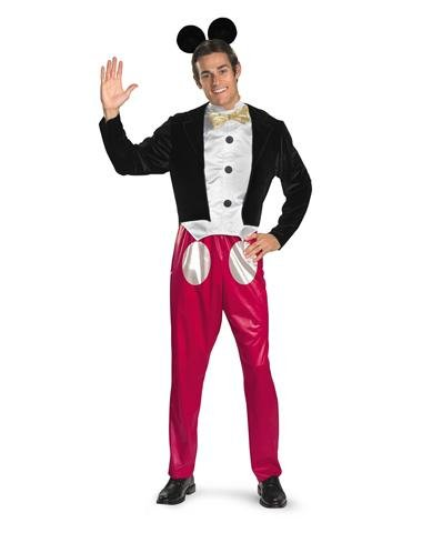 Disguise Inc Men's Disney Mickey Mouse Costume