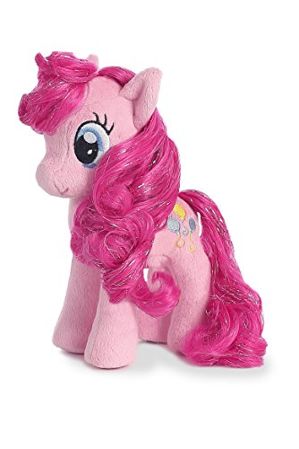 "Aurora World My Little Pony/Pinkie Pie Pony/6.5"" Plush"