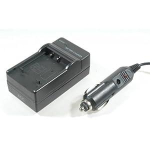 【クリックでお店のこの商品のページへ】Amazon.co.jp|【DC57+DMW-BCF10】 Panasonic パナソニック DMW-BCF10 互換バッテリー +バッテリー用充電器のセット DMC-FT4 DMC-FX700 DMC-FX70 等対応|カメラ・ビデオ通販