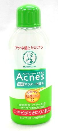 メンソレ アクネス薬用パウダー化粧水 120ml