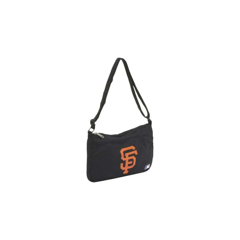 MLB San Francisco Giants Game Day Pouch (Black/Orange/White)