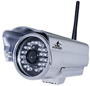 Agasio A602W Outdoor Wireless IP Camera