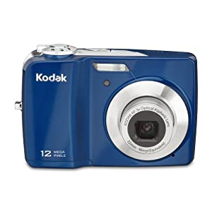 Kodak Easyshare C182 Digital Camera (Blue)