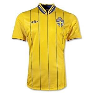 Sweden Shirt Away 2012, XXL